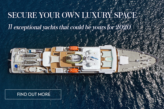 Secure your own luxury space