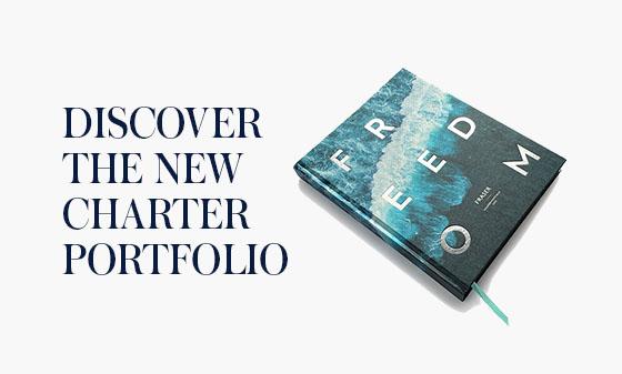 Discover the new charter portfolio