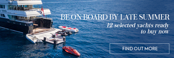 Researching your dream yacht? Welcome to our stay-at-home yacht visits.